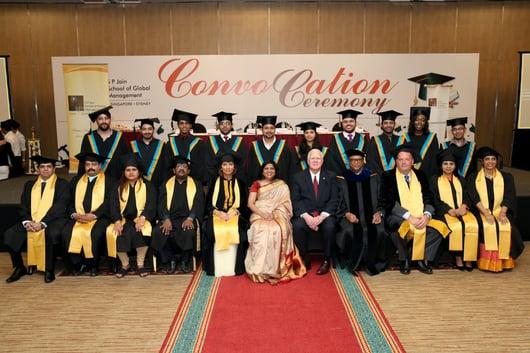 Convocation Day 2016 at Dubai Campus