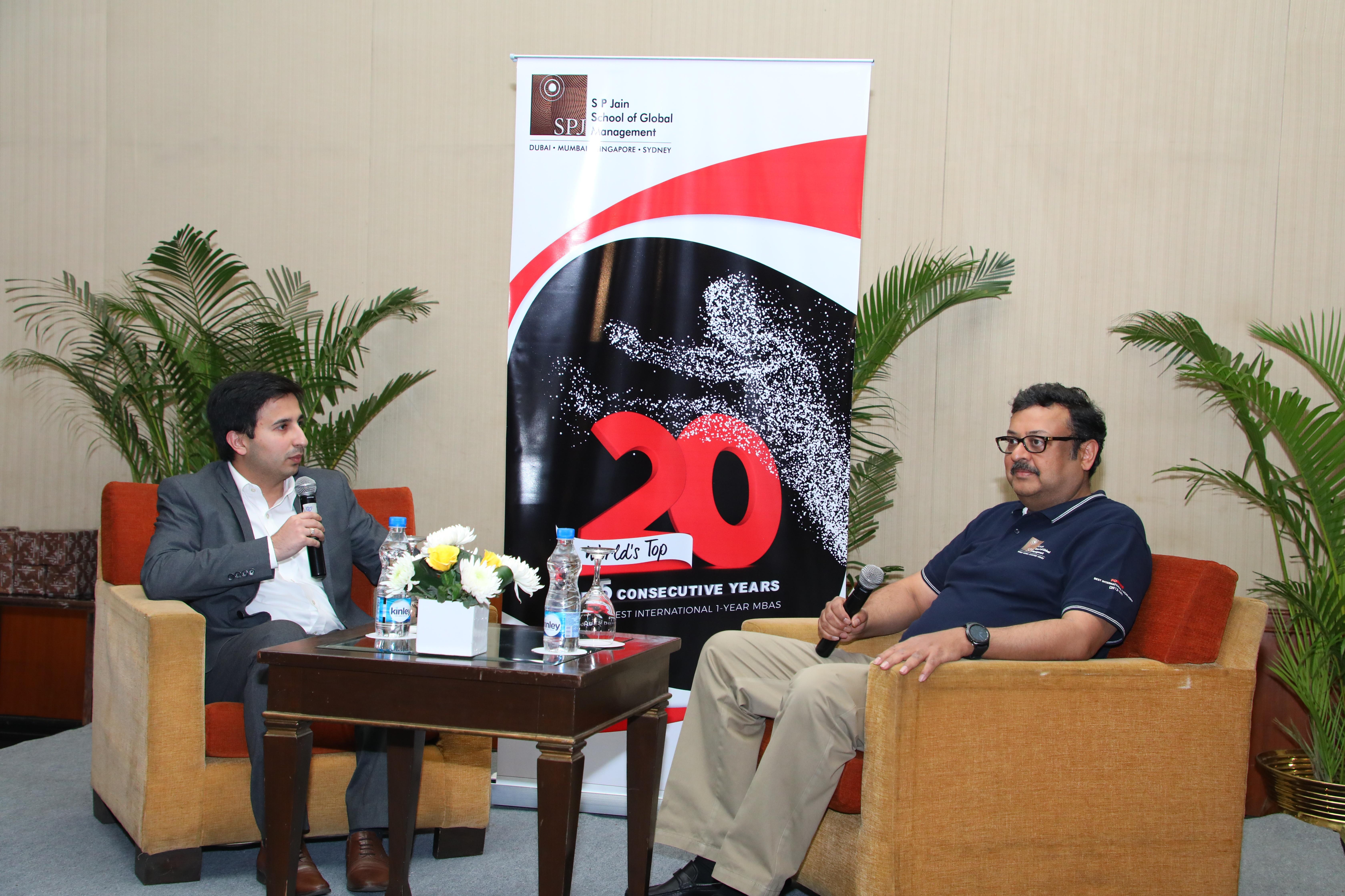 SPJ Alumni Meet India