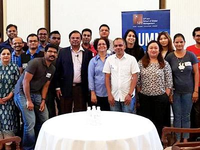 21st Century Skills for Business & Leadership – EMBA Talk by Prof Somashekhar N