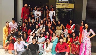 SP Jain MGLuxM Traditional Day