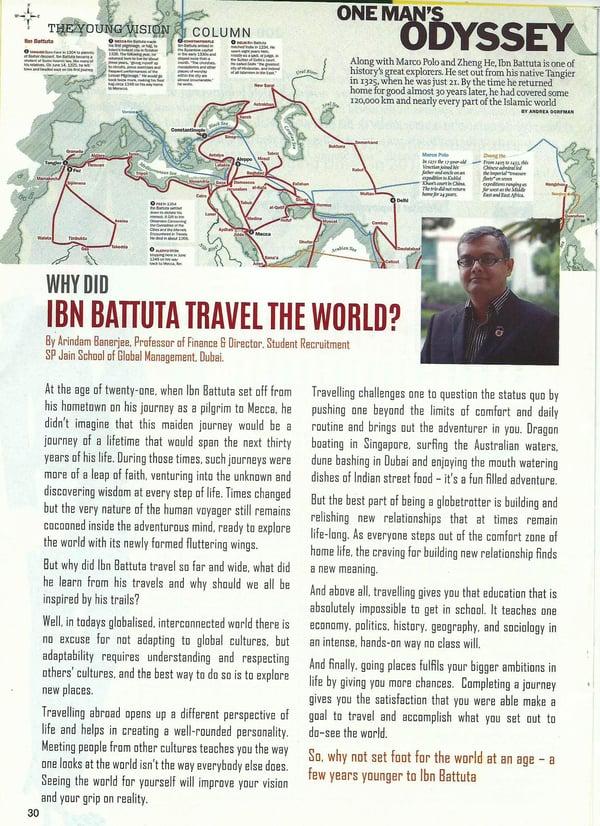Globe Trotter by Prof. Arindam.jpg