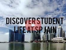 discover student life at SP Jain