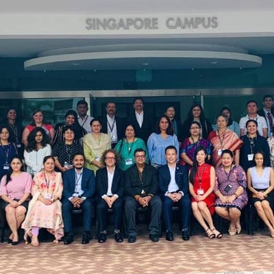 SP Jain hosts more than 30 school counsellors at the Annual Educators' Summit 2018 in Singapore