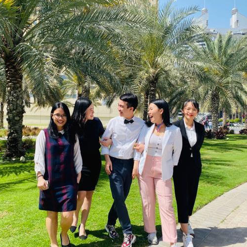 BBA Jaguars win IMA Student Case Competition - Middle East 2020