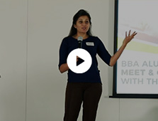 Alumni Success Story - Gayatri Bhatia (BBA'10)