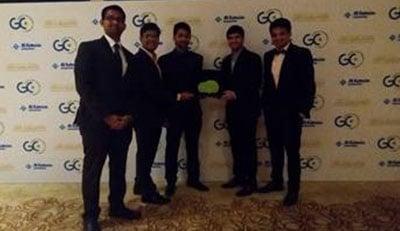UAE Global Management Challenge 2017