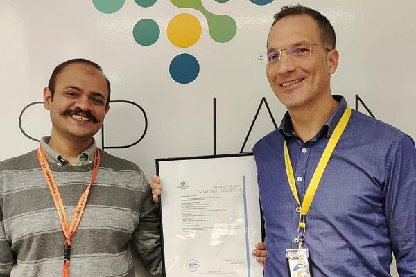 Nicolas Hamelin dba patent article