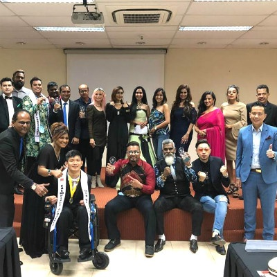 SP Jain School of Global Management celebrated with partners, participants, and awardees at the inaugural 'Man of Substance 2018' event hosted at its Singapore Campus