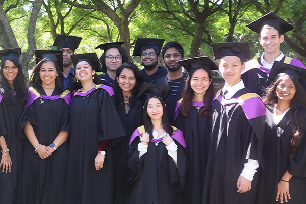 SP Jain's BBA students from the Class of 2020 land global jobs