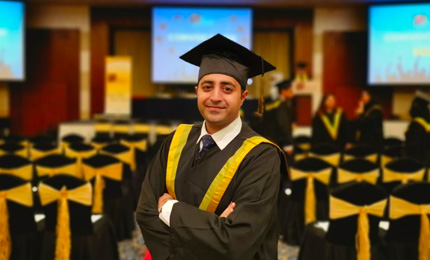 The SP Jain EMBA: Akshay Daswal's route to a new career