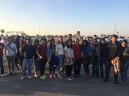 UNDERGRADUATE STUDENTS IN DUBAI VISIT GLOBAL VILLAGE