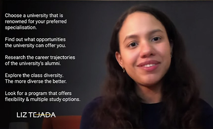How to shortlist a university for your undergraduate degree – BBA students share tips