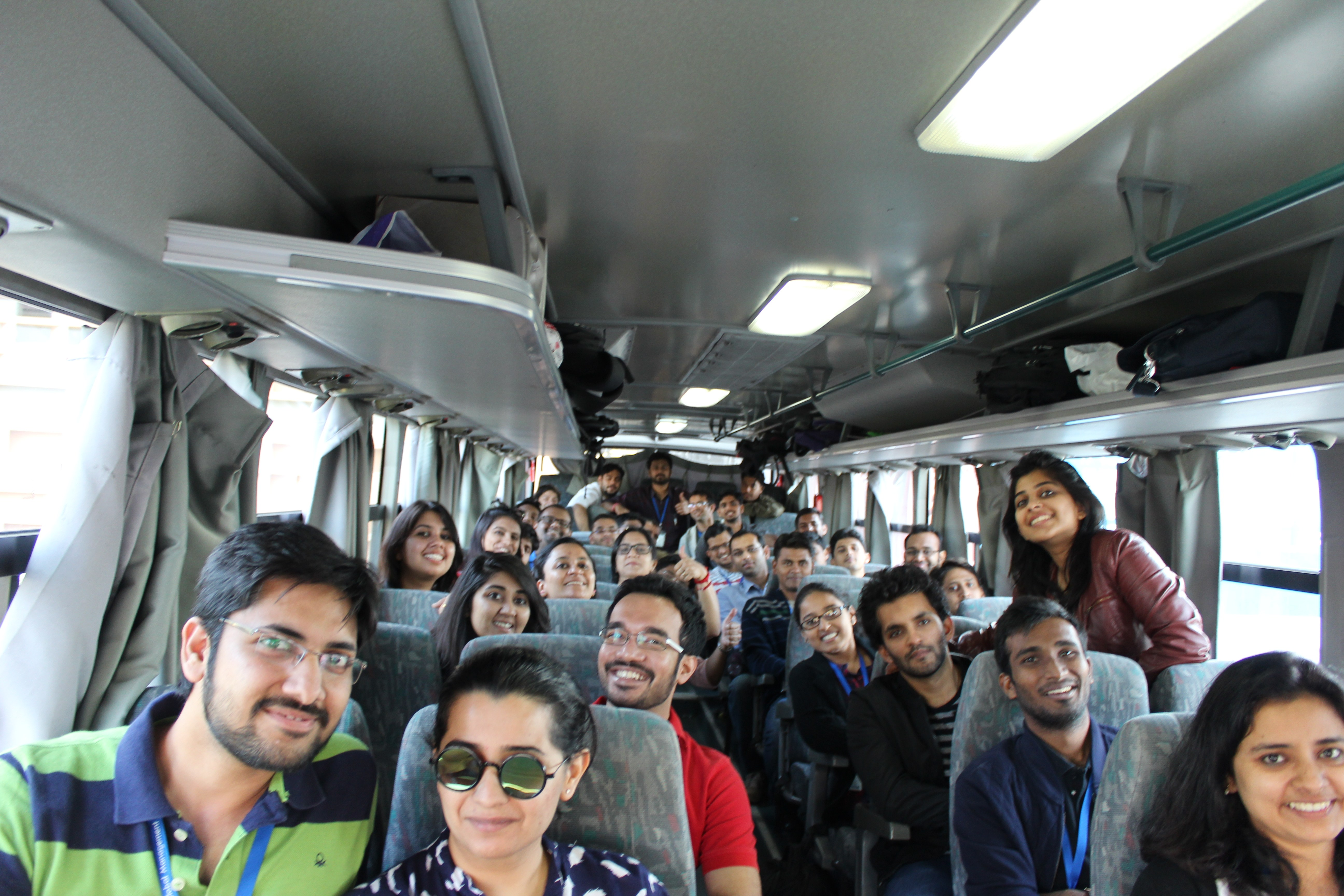 POSTGRADUATE STUDENTS VISIT MASDAR CITY