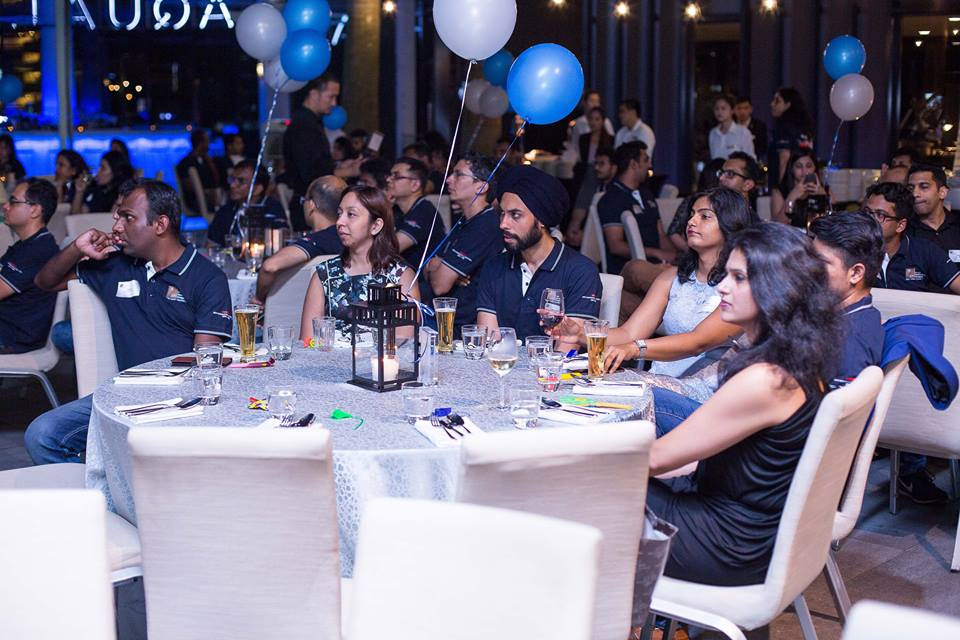 SP Jain's Singapore Campus celebrates the Forbes ranking