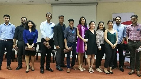 SPJ Alumni Mixer – Postgraduate Students Interact with the Alumni at Singapore