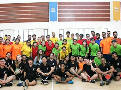BBA Jaguars and Alumni Participate in the FIESTA GAMES 2018