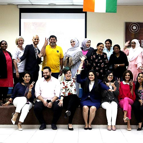 Counselling in a Disruptive Age – Launch of the Counsellors Workshop Series at Dubai