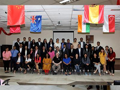 Study Tour to the Land of Opportunities - EMBA Mumbai Cohort Visits Dubai