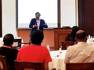21st Century Skills for Business & Leadership – EMBA Talk by Prof Somashekhar N