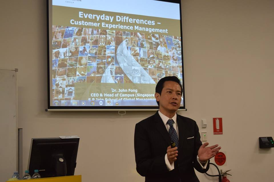 Customer Experience Management with Dr. John Fong
