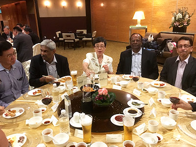 Karippur Nanda Kumar Conferred Fellowship by the Singapore Computer Society
