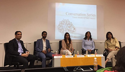 "Conversation Series Reignites with MGLuxM Batch 2 discussing ""Luxury Jewelry and Watch"" sector"