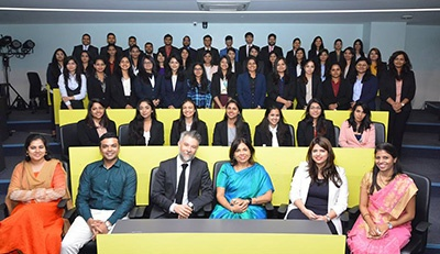 MGLUXM Batch-02 begins their journey at SP Jain with their Orientation Day