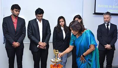 MGLUXM Batch-02 begins their journey at SP Jain with their Orientation Day