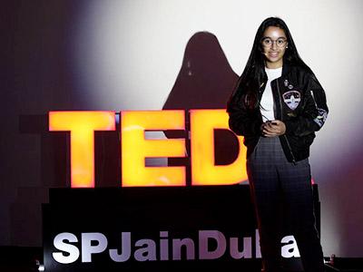 Unprecedented – First Ever TEDxSPJAINDUBAI Hosted at The Dubai Campus