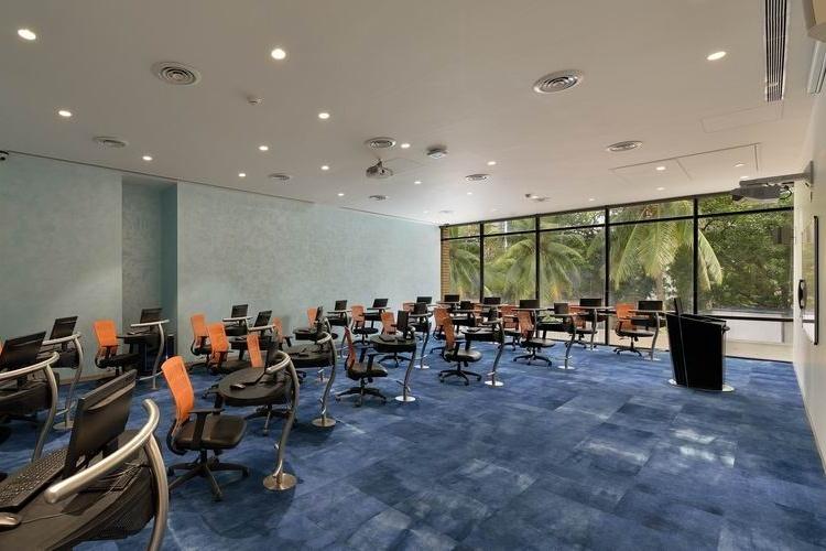 Mumbai campus classroom