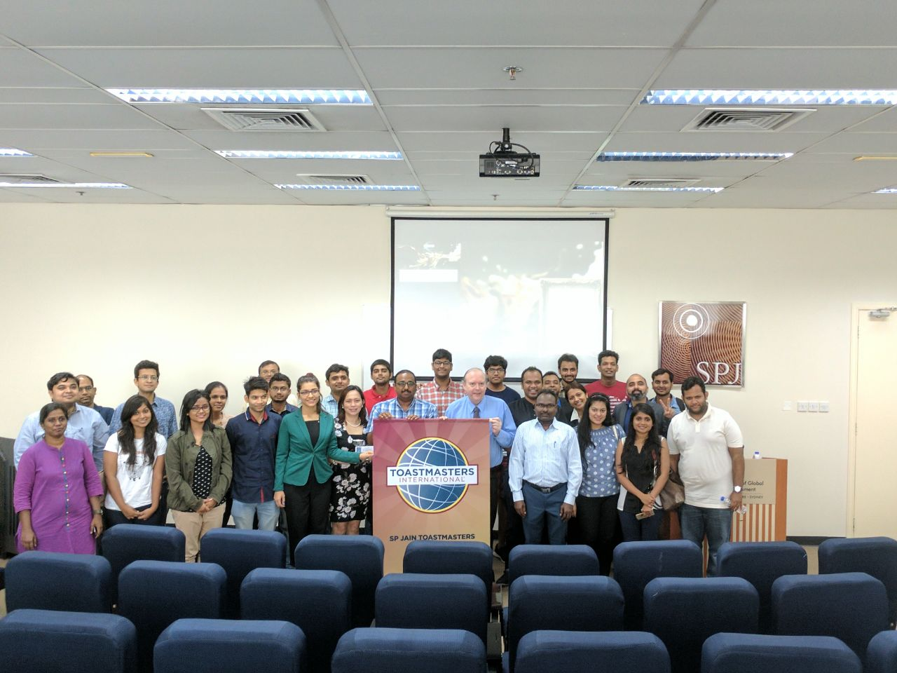 "SP Jain Toastmasters Club Meeting - ""Le Chocolat"""