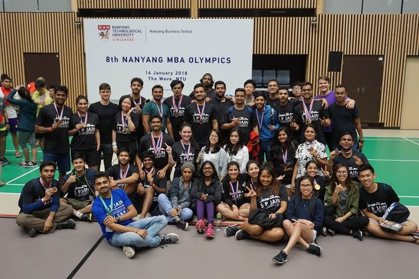 NTU Olympics full photo