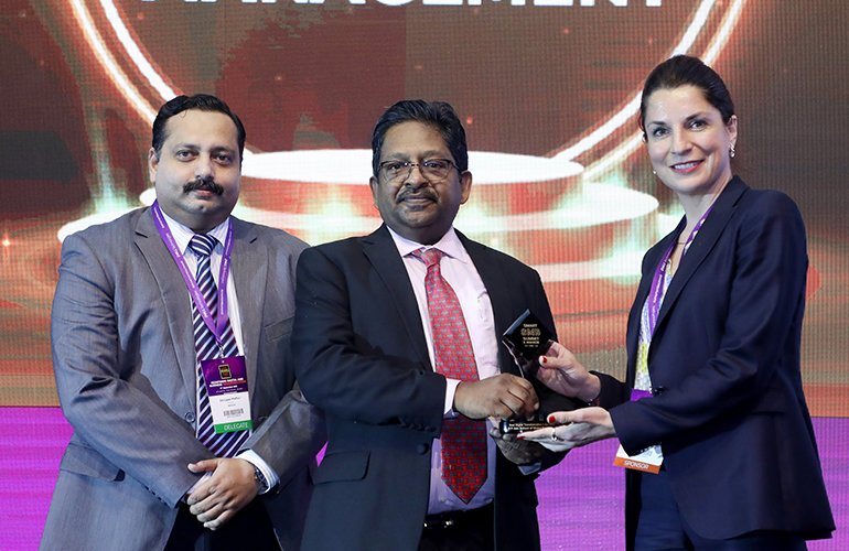 SP Jain wins the Best Digital Transformation in Education award