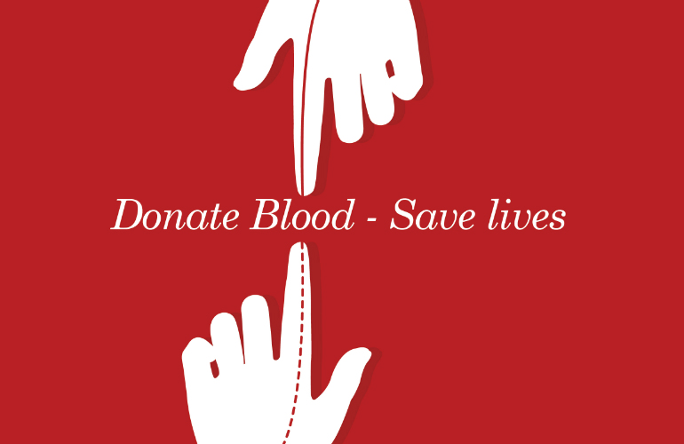 SP Jain hosts a Blood Donation Drive at the Dubai campus