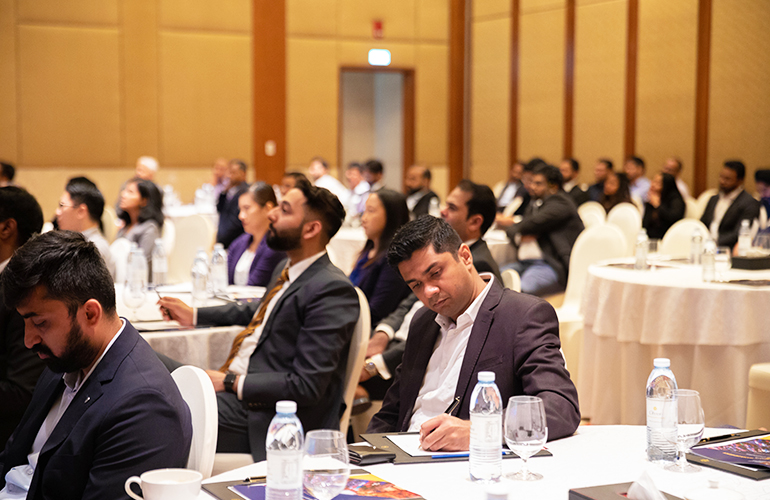 Conclave brought together business leaders,