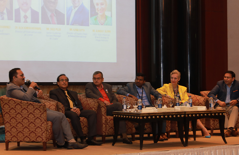 Panellists share valuable insights on creating successful business leaders for tomorrow