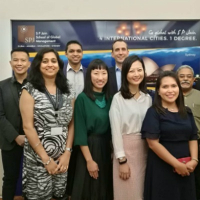 SP Jain launches Employer Branding series, hosts Heinemann Asia Pacific in the first session
