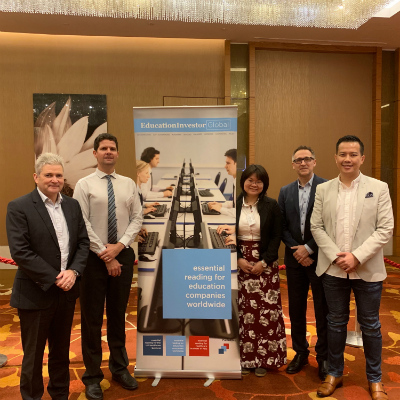 SP Jain participates in the EducationInvestor Global Asia Summit 2019