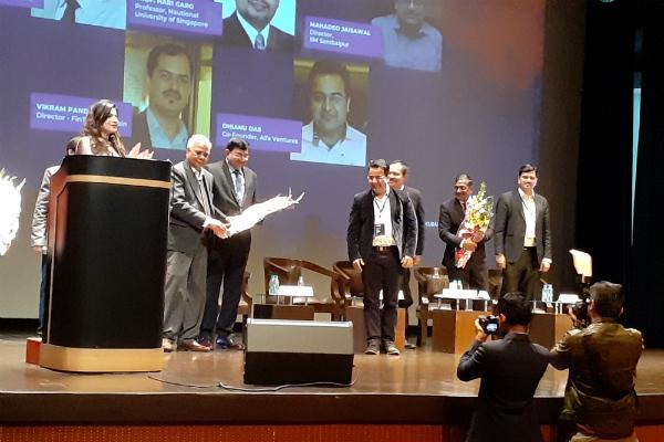 SP Jain participates in the Blockchain Summit India 2019