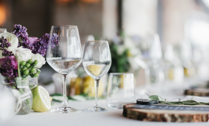 May 2020 Highlights: Power Talks on Future of Luxury Weddings, World of Wines & Uncertainty Management