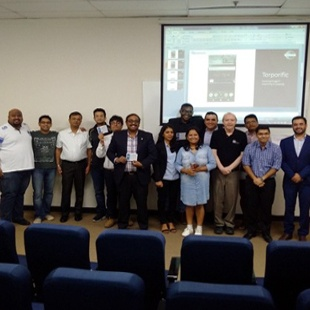 Staying Alive – SP Jain Toastmasters Club Meets
