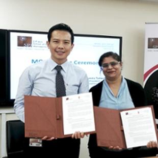 SP Jain Singapore Signs MOU with Maharashtra Mandal Singapore to Promote Global Employability
