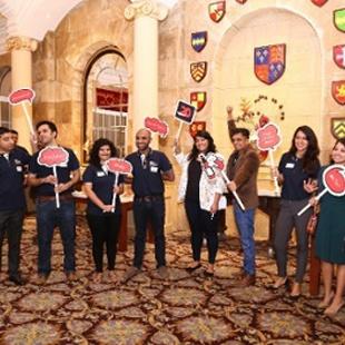 SP Jain Alumni in India come together to celebrate the Forbes Rankings - Delhi, Mumbai & Bangalore