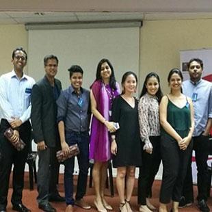 SPJ Alumni Mixer – Postgraduate Students Interact with the Alumni at Singapore