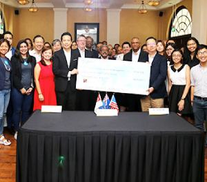SP Jain Singapore Campus Receives S$125,000 from Award-Winning Fintech Company Flywire