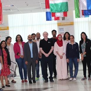 Public Speaking Internal Club Contest – SPJ Toastmasters Club, Dubai