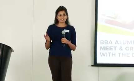 Overcoming start-up challenges – Gayatri Bhatia (BBA'10)