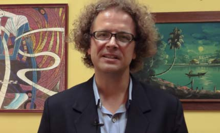 Faculty in Focus: Professor Golo Weber, Assistant Dean (Undergraduate)