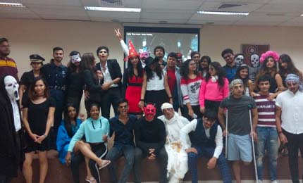 Promoting campus spirit and creating special memories with Spirit Week 2017 in Dubai