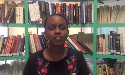 Isabane Harmonie Muhumulisa shares her SP Jain Global experience in Mumbai